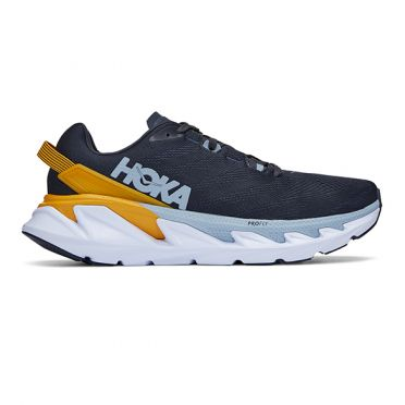 Hoka One One Elevon 2 running shoes dark blue men