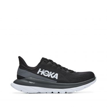 Hoka One One Mach 4 running shoes black women