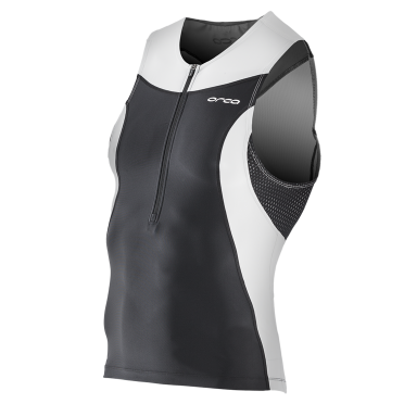 Orca Core tri tank black/white men