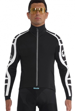 Assos iJ.bonKa.6 Cento cycling jacket black men