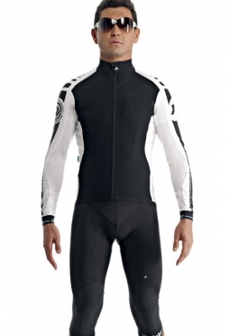 Assos iJ.intermediate_s7 cycling jacket white men