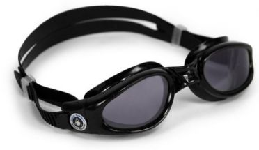 Aqua Sphere Kaiman dark lens small fit goggles black