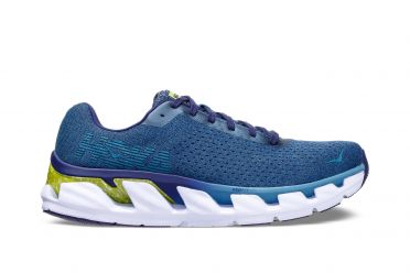 Hoka One One Elevon running shoes blue men