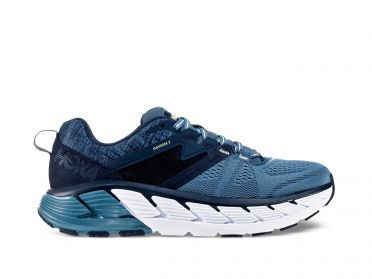 Hoka One One Gaviota 2 running shoes blue/white men