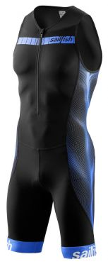 Sailfish Competition trisuit black/blue men