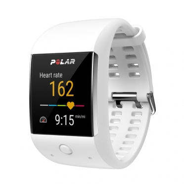 Polar M600 sports watch white GPS