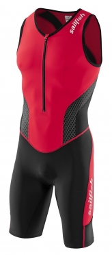 Sailfish Competition trisuit red men