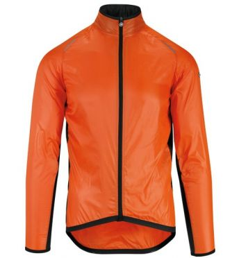Assos Mille GT wind jacket red men