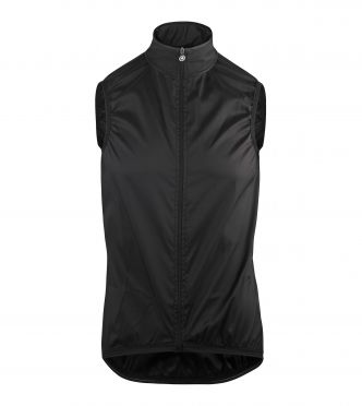Assos Mille GT wind vest black men