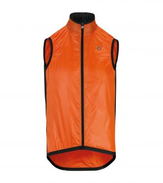 Assos Mille GT wind vest red men