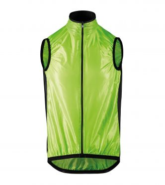 Assos Mille GT wind vest green men
