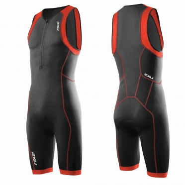 2XU G:2 Active trisuit black/red men