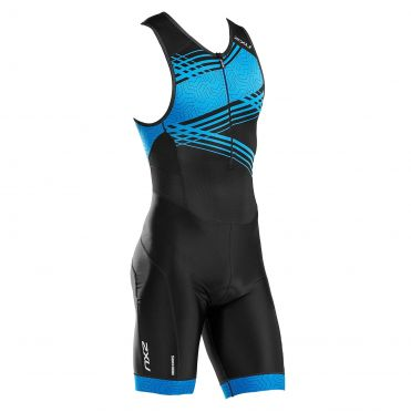2XU Perform sleeveless trisuit black/blue men