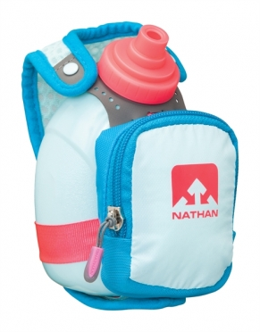 Nathan Quickshot plus hand bottle blue/pink