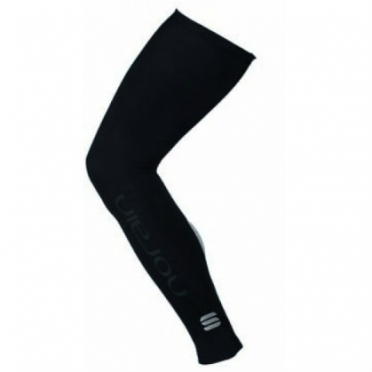 Sportful NoRain leg warmers black unisex