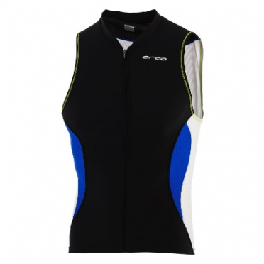 Orca Core Tri Tank black/blue men 2015