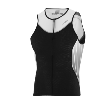 Orca 226 tri top black/white men