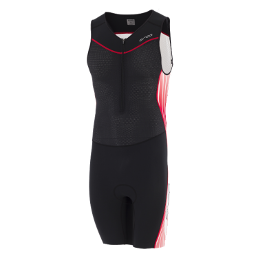 Orca 226 Kompress trisuit black/red men