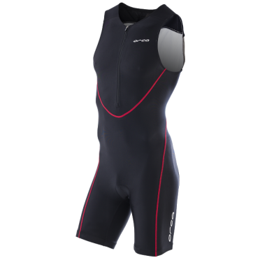 Orca Core equip race trisuit black/red men