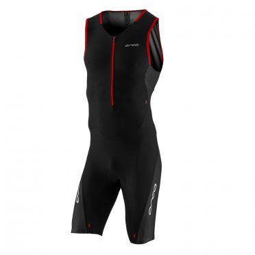 Orca 226 Kompress race trisuit sleeveless black men