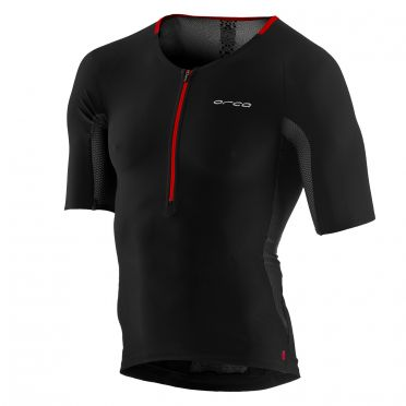 Orca 226 perform tri top short sleeves black men