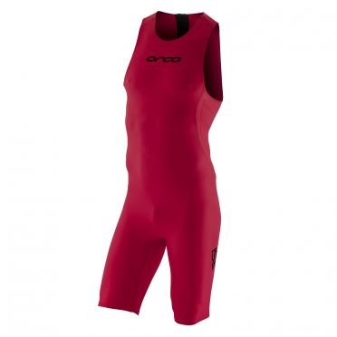 Orca RS1 swimskin sleeveless red men