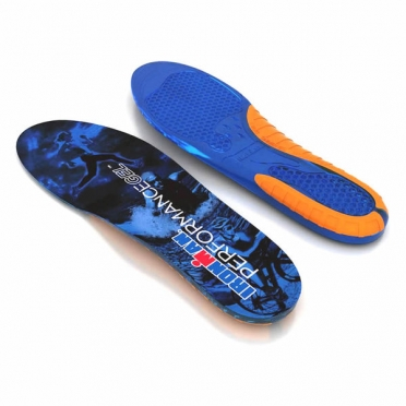 Spenco Ironman Performance Gel Trim to Fit insoles