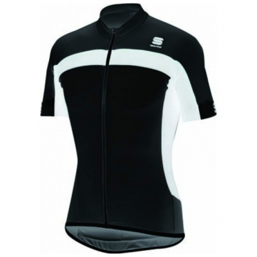 Sportful Pista cycling jersey black men