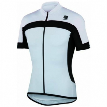 Sportful Pista cycling jersey white men