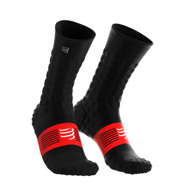 Compressport Pro Racing V3.0 winter running socks black