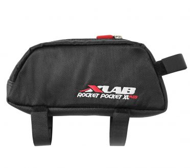XLAB Rocket pocket XL plus top tube bag black