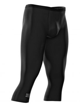 Compressport Under control compression running full tights compression black men Kopie