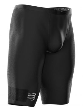 Compressport Under control compression running short black men