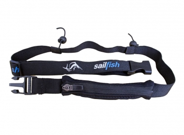 Sailfish Racenumberbelt pocket black