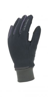 Sealskinz Waterproof all weather lightweight gloves black