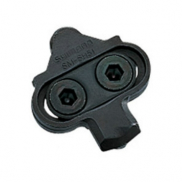 Shimano SPD Cleats SM-SH51 Cleat Nut not included black