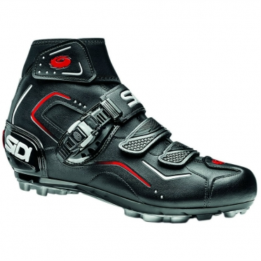 Sidi Breeze rain mountainbike shoe black