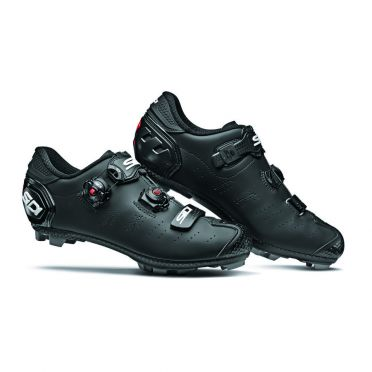 Sidi Dragon 5 SRS Matt MTB shoe black mega men