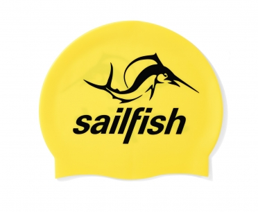 Sailfish Silicone swimcap yellow