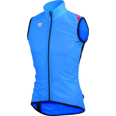 Sportful hot pack 5 vest men blue 01136-274