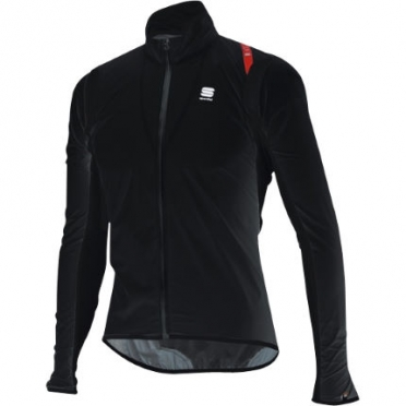 Sportful Hotpack Norain Jacket black men 01337-002