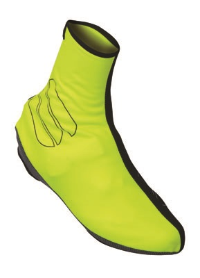 Sportful ProRace WS overschoes black-yellow 01412-291
