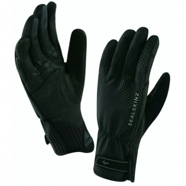 SealSkinz All weather cycle XP gloves black