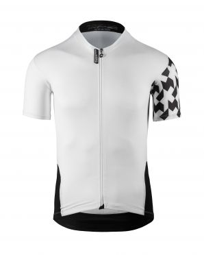 Assos SS.Équipejersey_Evo8 cycling jersey white men