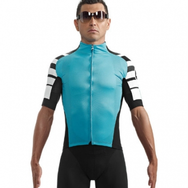 Assos SS.cento cycling jersey blue men