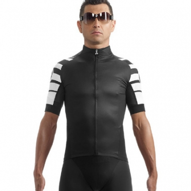 Assos SS.cento cycling jersey black men