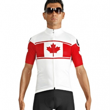 Assos SS.neoPro Canada cycling jersey men