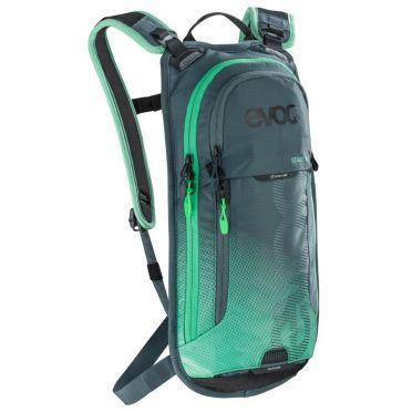 Evoc Stage 3L + 2L bladder backpack green