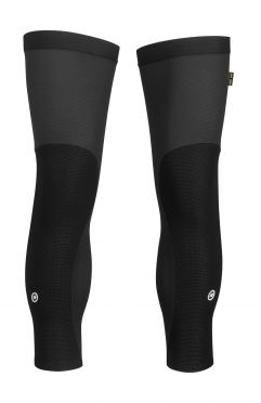 Assos trail knee protector black unisex