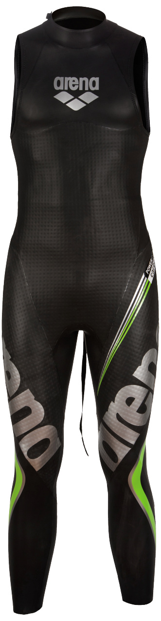 Arena Triathlon carbon sleeveless wetsuit men